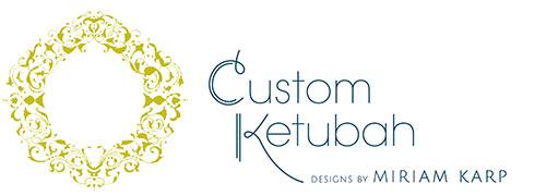 Custom Ketubah